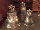 Bells made in Ukraine